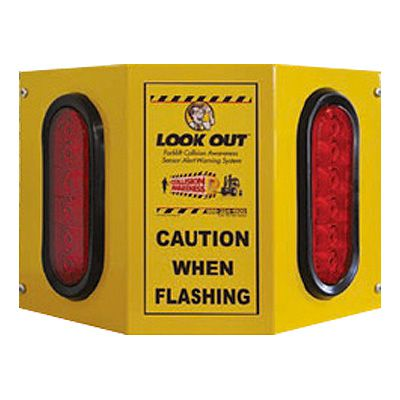 Collision Awareness Outdoor Traffic Alert Sensor