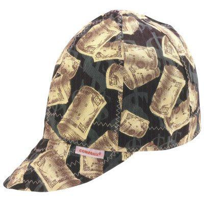 Comeaux Deep Round Crown Cap