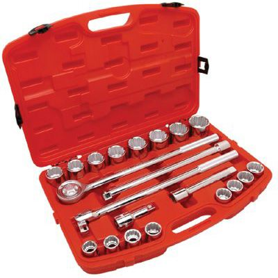 Cooper Hand Tools Crescent® - 21 Piece Mechanics Tool Sets CTK21SAE