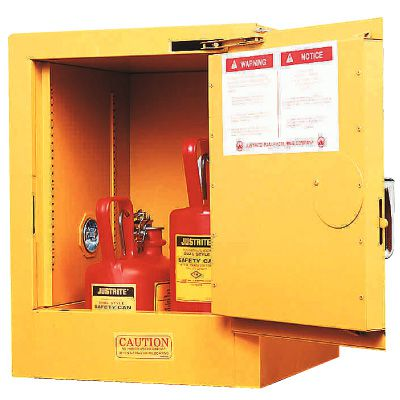 JUSTRITE Countertop Flammable Storage Cabinets 890400