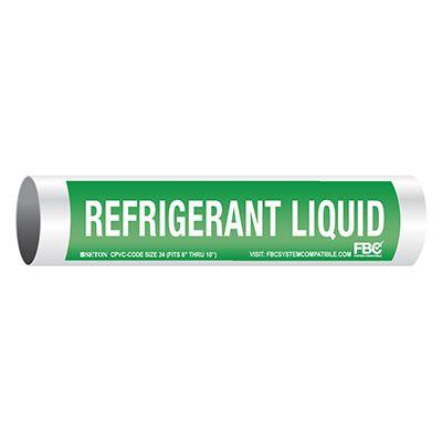 CPVC-Code Refrigerant Liquid