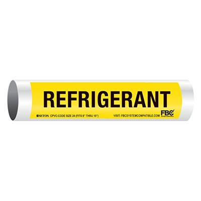 CPVC-Code Refrigerant