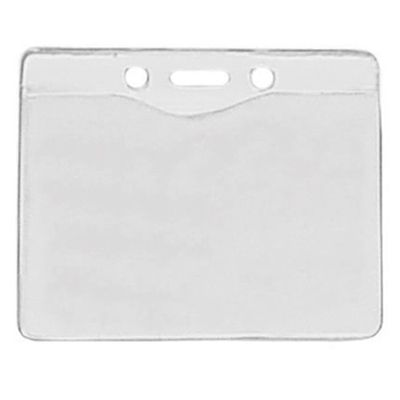 Credit Card Size Badge Holder, Horizontal