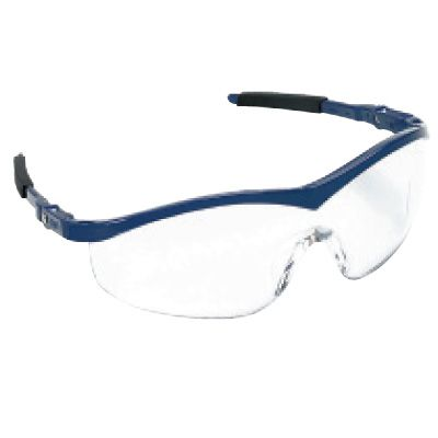 Crews® Storm™ Safety Glasses - Clear Lens