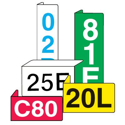 Custom Aisle Signs