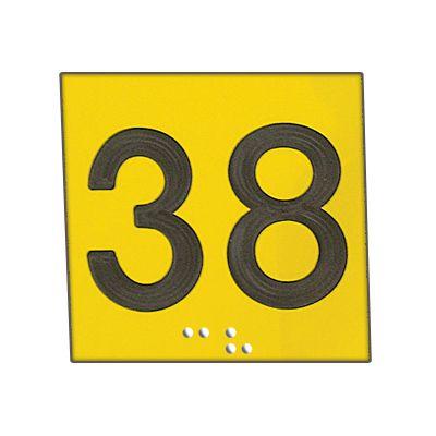 Custom Engraved Number Plates