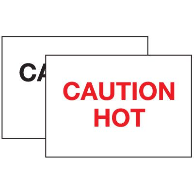 Custom Hot Adhesion Labels