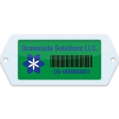 Custom Universal Hard RFID Tags