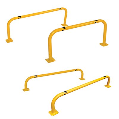 "1-11/16""-Dia. Low Profile Rack Guard"