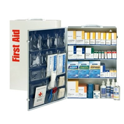 150-Person Large Industrial First Aid Station