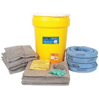 DAWG® 30 Gallon Lever Lock Spill Kits