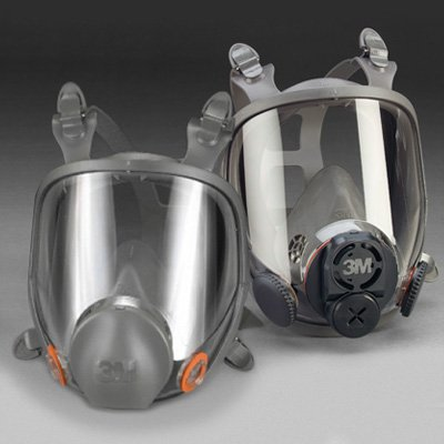 3M® 6000 Series Full Facepiece