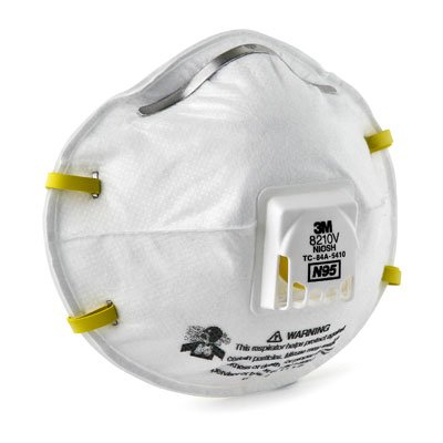 8210v Particulate 3m™ Respirator N95