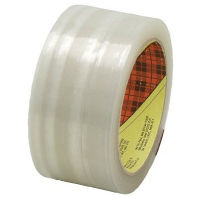 3M Industrial - Scotch® High Performance Box Sealing Tapes 373 021200-72368