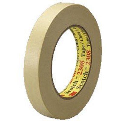 3M Industrial - Scotch® Masking Tapes 2308 051131-06548