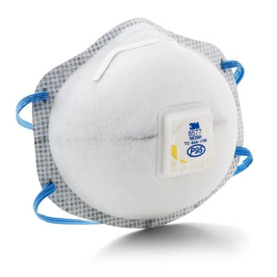 P95 With Particulate Organic Vapor 8577 Relief Respirator Level Nuisance 3m™