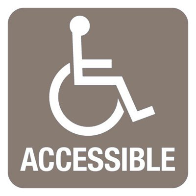 Accessible - Optima Office Policy Signs