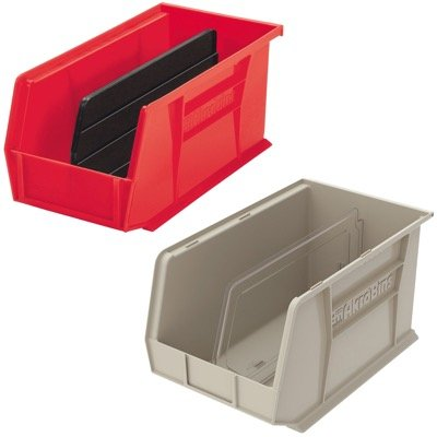 "AkroBins® Length Divider for 11""W x 10""H x 18""L Bins"