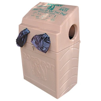 DOGIPOT Pet Waste Receptacle 1006-2