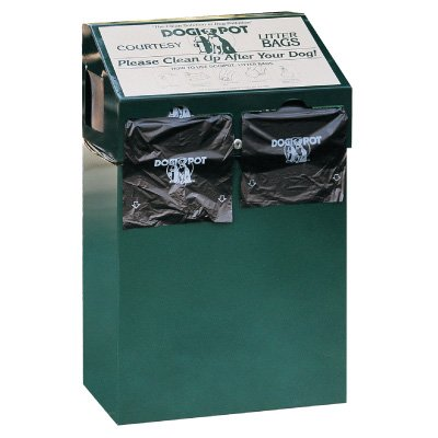 DOGIPOT Pet Waste Receptacle 1001-2