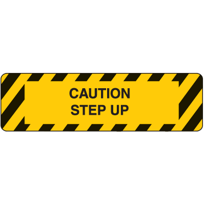 Anti-Slip Stair Markers - Step Up
