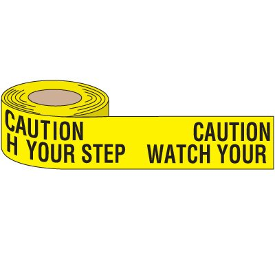 Watch Your Step Anti-Slip Tape