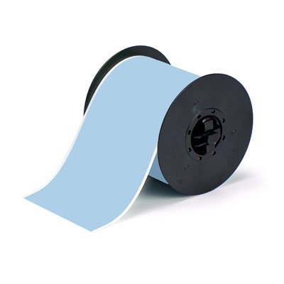 Brady B30C-4000-569-SB B30 Series Label - Sky Blue