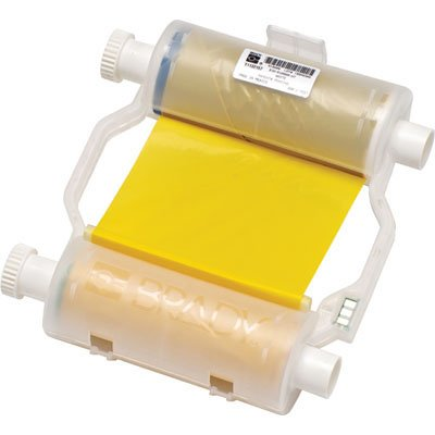 Brady B30-R10000-YL2 B30 Series Ribbon - Yellow
