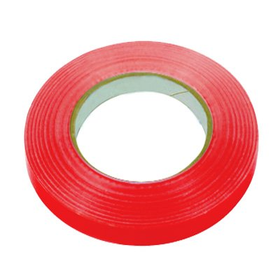"Bag Sealer 3/4"" Red Tape"