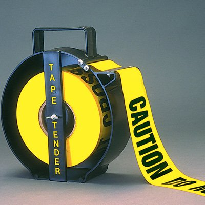 Barricade Tape Dispenser