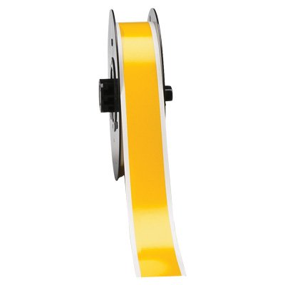 Brady B30C-1125-595-YL B30 Series Label - Yellow