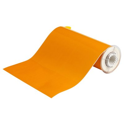 BBP®85 Series Label: Polyimide, Yellow, 10 in W x 50 ft L