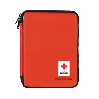 First Aid Only Be Red Cross Ready First Aid Kit 9165-RC