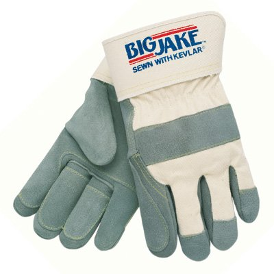 Big Jake® Double Leather Palm Gloves 1715