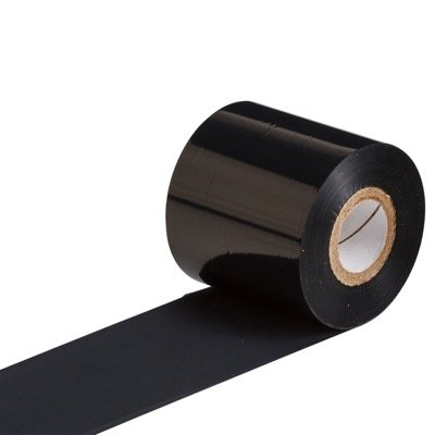 Black R6007HF Series Halogen-Free Printer Ribbon