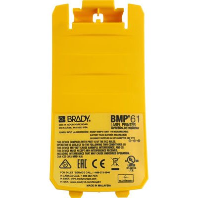 Brady BMP61 Battery Cover