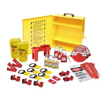 Brady Lockout Tagout Station Equip.