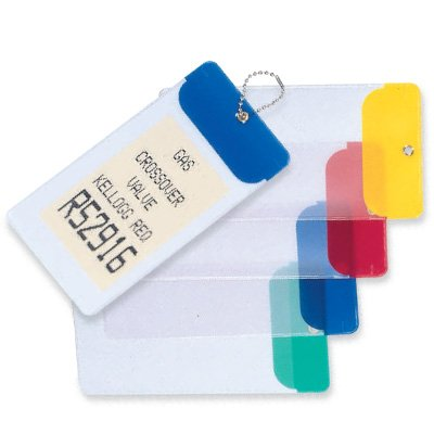 Color-Coded Protective Envelopes