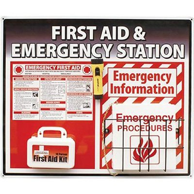 First Aid and Emergency Station