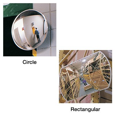 Convex Safety & Security Mirrors