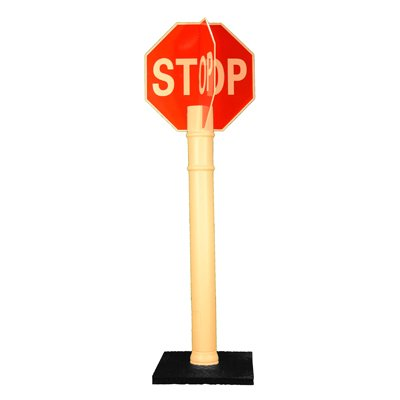 Cortina Quick Deploy Traffic Stop Sign