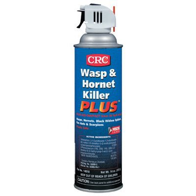 CRC - Wasp & Hornet Killer Plus™ Insecticides 14010
