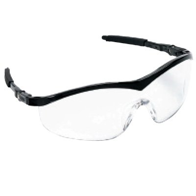 Crews® Storm™ Safety Glasses- Clear Lens