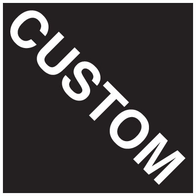 Custom Engraved Graphic Symbol Signs