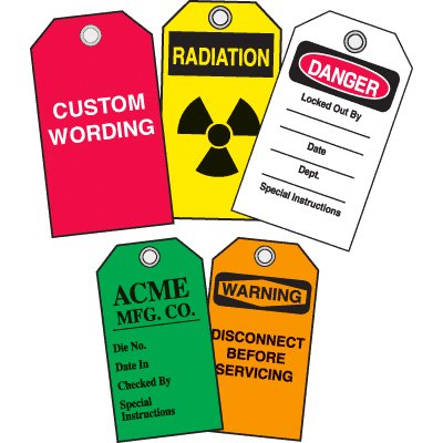 Custom Safety Tags