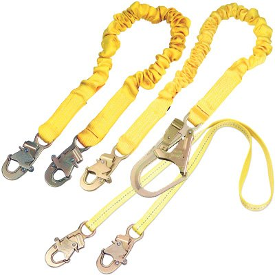 DBI-SALA® Shockwave2® Shock Absorbing Lanyards
