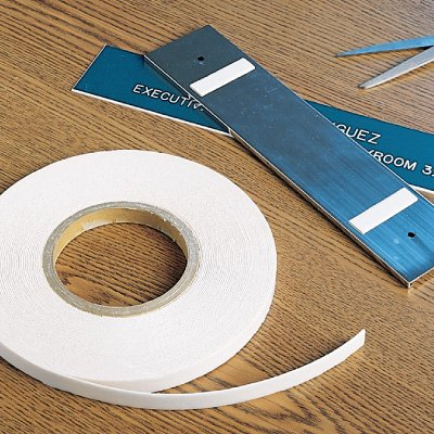 Double-Faced Sign Mounting Foam Tape