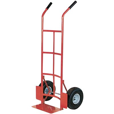 Vestil Steel Dual Handle Hand Truck DHHT-500S