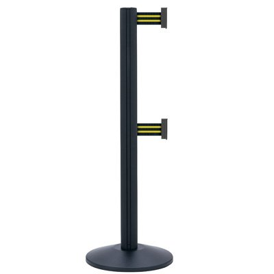 Beltrac® Dual-Belt Stanchions