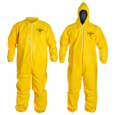 DuPont® Tychem® QC Coveralls